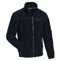 Fleece Jacket Iowa, Black