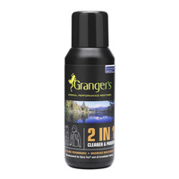 2 in 1 Cleaner & Waterproofer