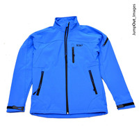 Jacket Softshell, Blue
