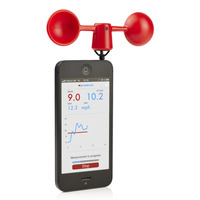 Wind Meter for Smartphones, Vaavud