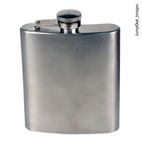 Steel Flask, 225 ml