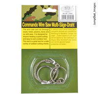 Wire Saw, Commando