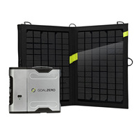 Sherpa 50 Solar Recharging Kit