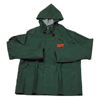 Rain Suit Green Jacket