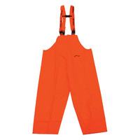 Rain Suit Orange Pants