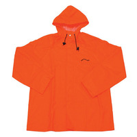 Rain Suit Orange Jacket