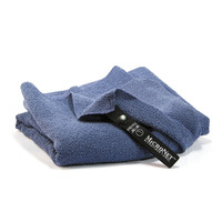 Ultra Compact Microterry Towel, Extra Large