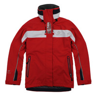 Inshore Jacket, Red