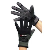 Fleece-Lined Neoprene Gloves 86-702