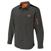 Bear Treck Long-Sleeveed Shirt – Bear Grylls, Black