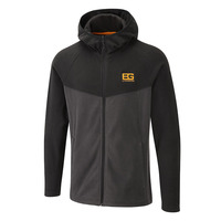 Bear Core Microfleece Jacket – Bear Grylls, Black