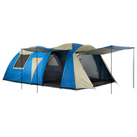Odyssey Duo Dome Tent, 6+6 persons