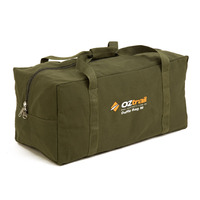 Canvas Duffle Bag, Medium, 54 lt