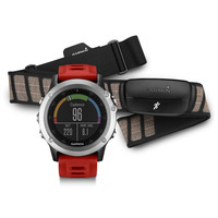 Fenix 3 Performer Bundle, Silver
