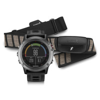 Fenix 3 Performer Bundle, Grey