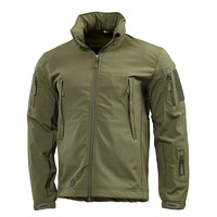 Jacket Softshell Artaxes, Olive