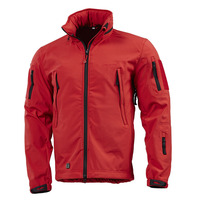 Jacket Softshell Artaxes, Red