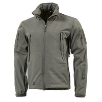Jacket Softshell Artaxes, Grindle Green