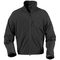 Reiner Softshell Jacket, Black