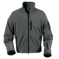 Jacket Softshell Reiner, Grindle Green