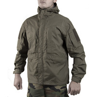 Jacket Monsoon, Grindle Green