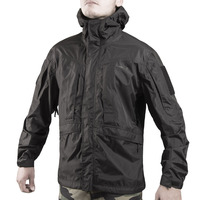 Jacket Softshell Monsoon, Black