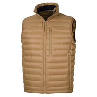 Hector Duck Down Vest, Coyote