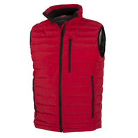 Patroclus Duck Down Vest, Red