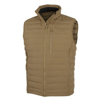Patroclus Duck Down Vest, Coyote
