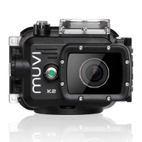 MUVI K-Series Handsfree Camera Waterproof Case