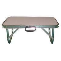 Aluminum Table Low