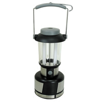 Camping Lantern 2x4W, Rechargeable